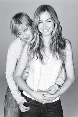 Ellen DeGeneres y Portia de Rossi se nos casan