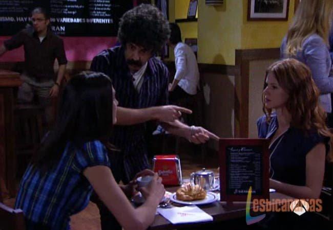 Pepa y Silvia mini resumen de episodio 8×05 «Amores improbables»
