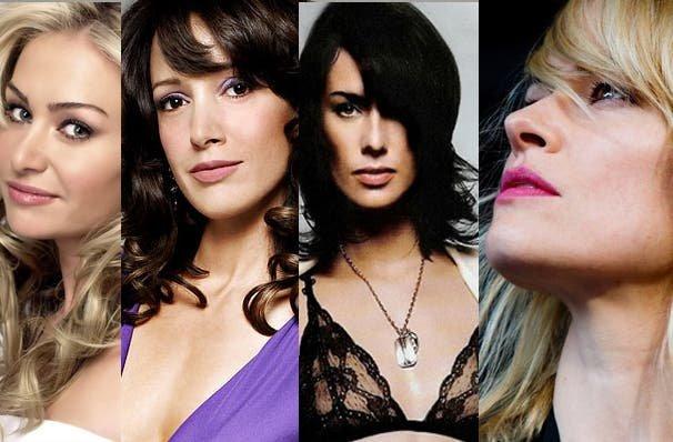 Las 100 mujeres más sexys segun las usuarias de AfterEllen 2009