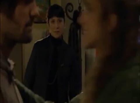 Dani y Arleth mini resumen de episodio 1×03 Infidels