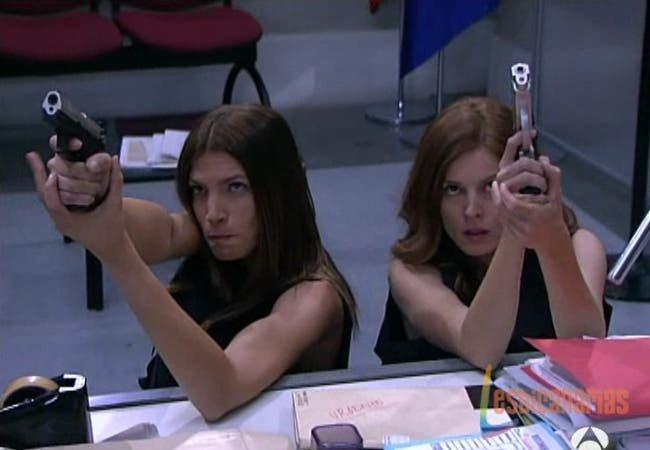 Pepa y Silvia mini resumen de episodio 8×08 «Héroes»