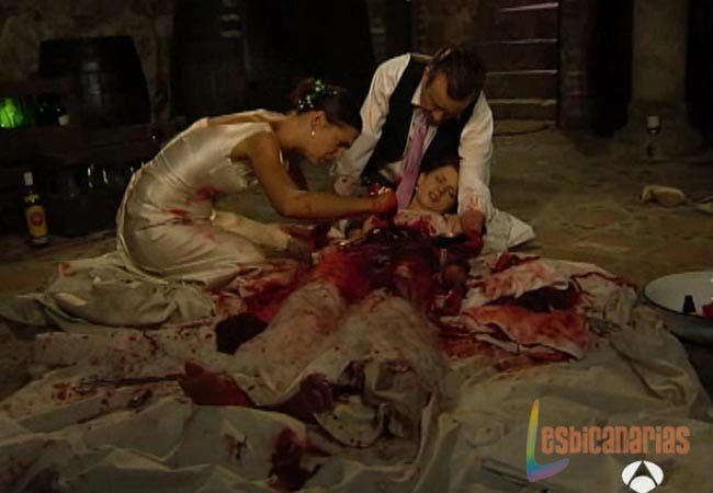 Pepa operando a Silvia