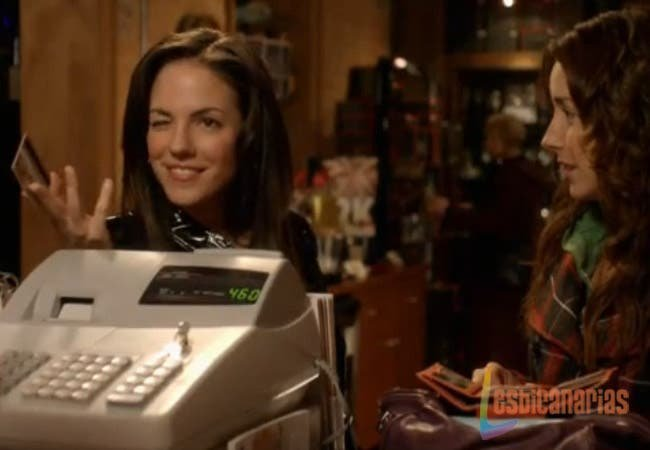 Being Erica 1×09 Erica y Cassidy