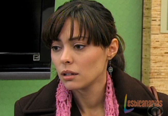 Natalia en el hospital en GUiding Light
