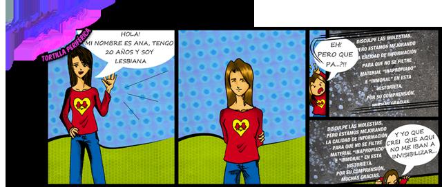 Lesbilais: un cómic muy lesbicanario