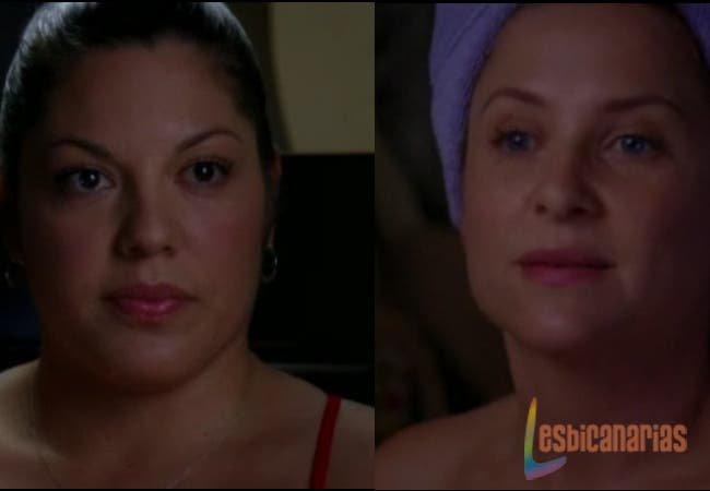 Anatomía de Grey resumen de episodio 6×19 «Sympathy for the Parents» Callie y Arizona