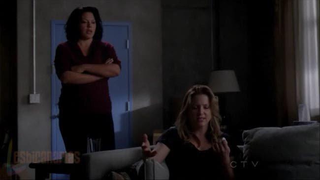 Callie y Arizona resumen de episodio 7×13