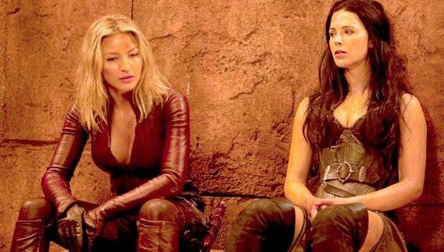 Kahlan y Cara:  La Leyenda del Buscador