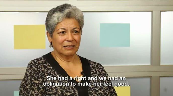 3 Madres latinas hablando sobre sus hijos LGBT