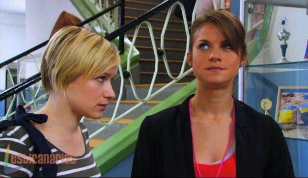 Jenny y Emma resumen final Hand aufs Herz