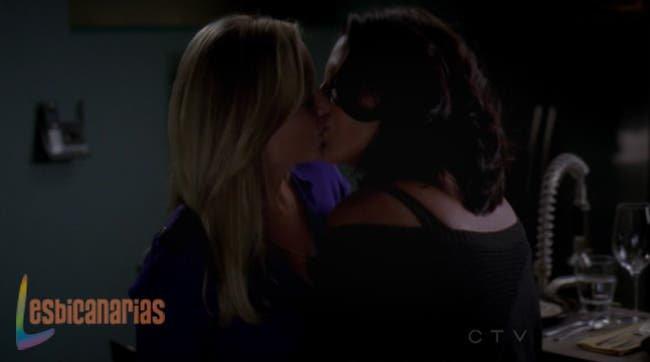 Callie y Arizona resumen de episodio 8×06