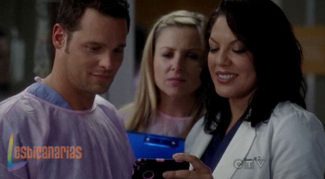 Callie y Arizona resumen de episodio 8×17 Anatomía de Grey