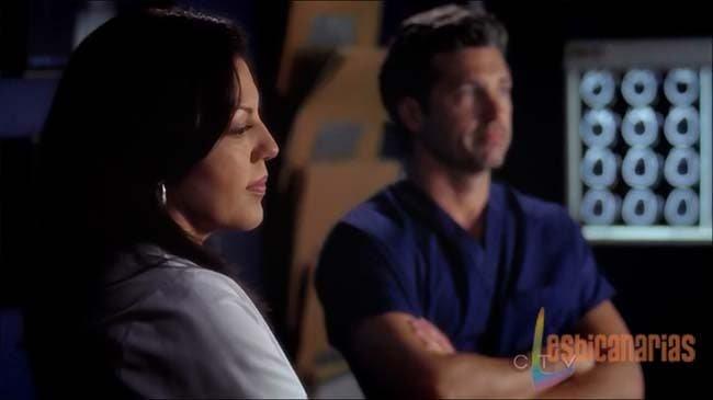Callie y Derek Escaners