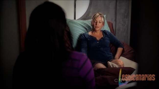 Callie y Arizona sin pierna