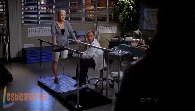 Callie pasa por Arizona