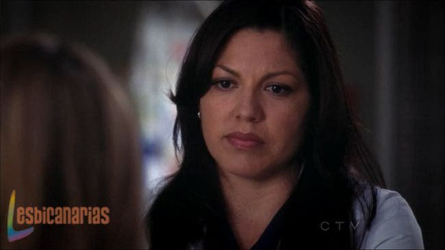Callie reflexionando