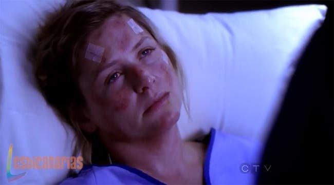 Callie y Arizona resumen de episodio 9×02 Anatomía de Grey