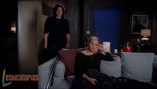 Callie y Arizona resumen de episodio 9×04 Anatomía de Grey