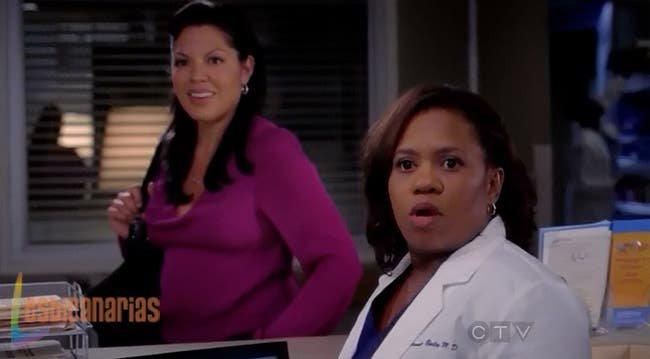 Callie y Bailey sorprendidas