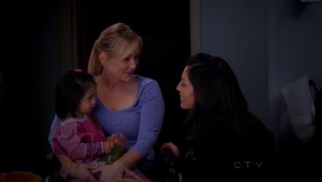 Callie y Arizona resumen de episodio 9×07 Anatomía de Grey