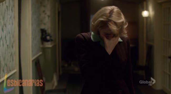 Betty llorando