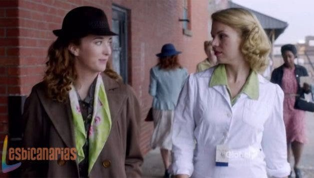Betty y Kate resumen de episodio 2×03 Bomb Girls