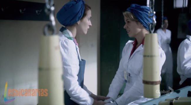 Kate preocupada por Betty