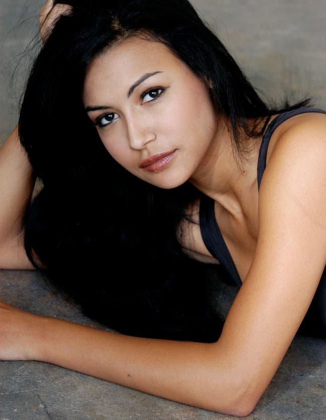 Naya Rivera sobre Santana en Glee
