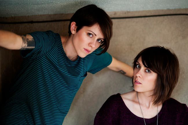 Música con toque lésbico: «Closer» de Tegan y Sara