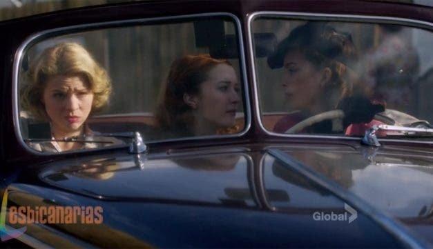 Betty y Kate resumen de episodio 2×05 Bomb Girls