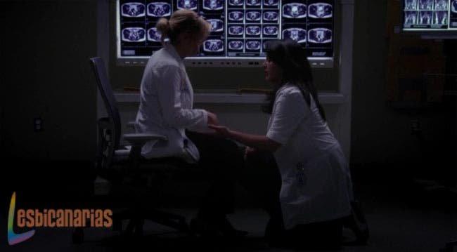 Callie y Arizona resumen de episodio 9×18 Anatomía de Grey