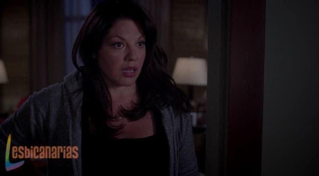 Callie impresionada
