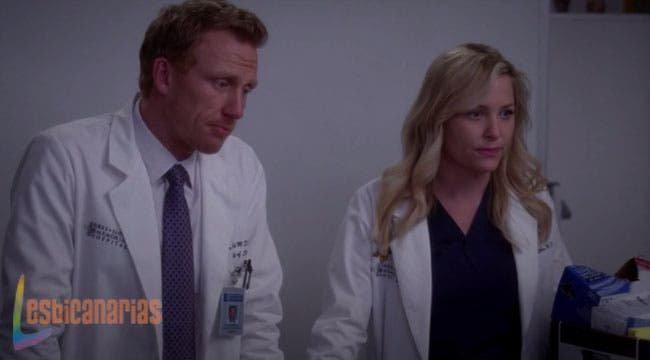 Arizona y Owen explicando el programa