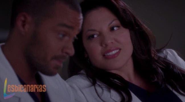 Callie convenciendo a Avery