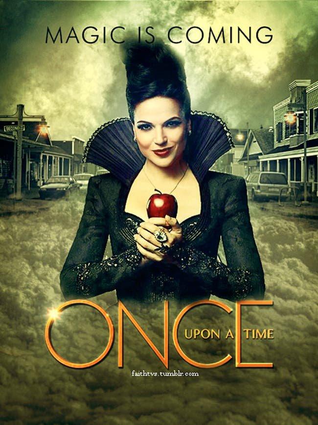 Regina Mill Evil Queen