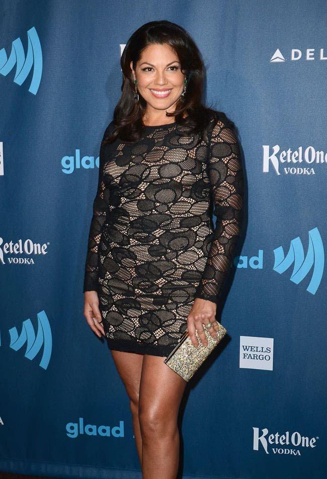Sara Ramirez GLAAD Awards 2013