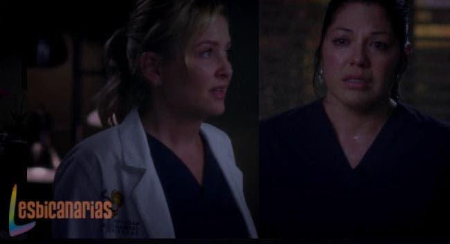 Callie y Arizona resumen de episodio 9×24 Anatomía de Grey