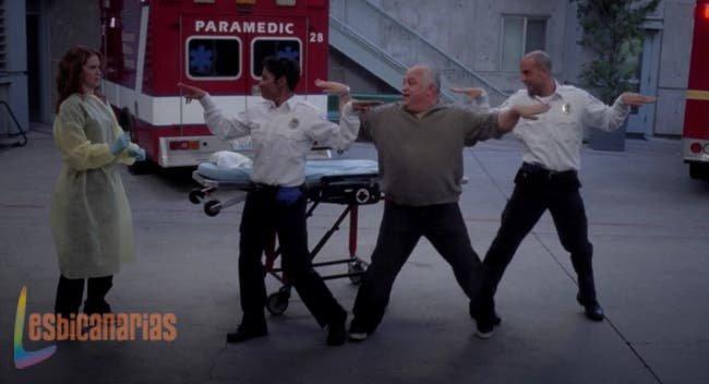 Kepner y su flashmob