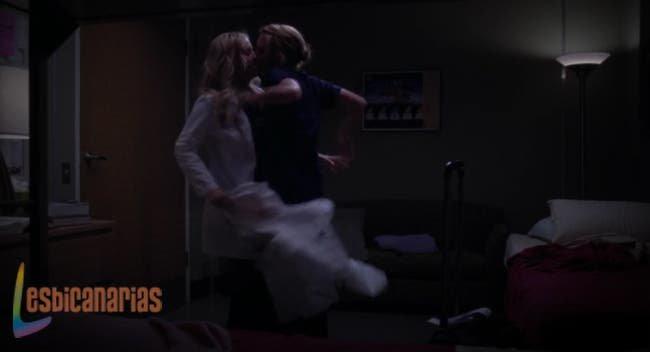 Callie y Arizona resumen de episodio 9×23 Anatomía de Grey