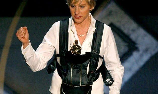 Ellen DeGeneres presentará los Oscars del 2014