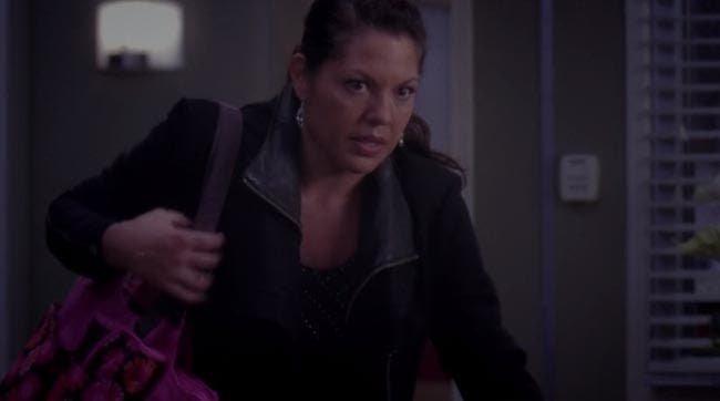 Callie encargando a Sofia
