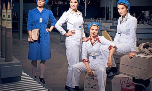 Bomb Girls: empieza a rodarse la película
