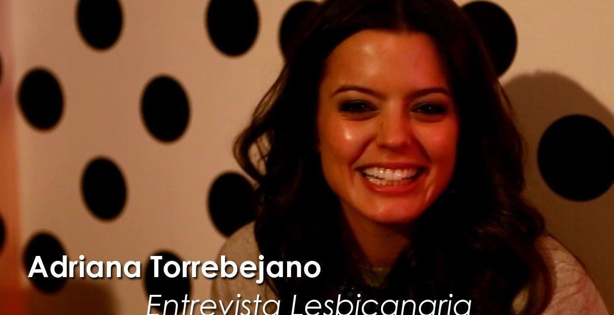 Adriana Torrebejano: «La relación de Isabel y Cristina es luz»
