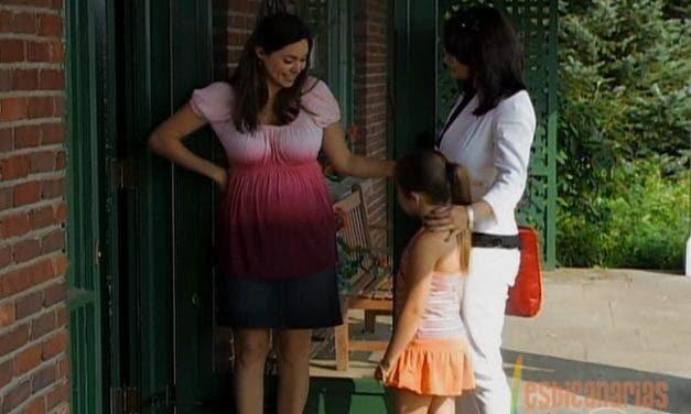 El tópico de la lesbiana embarazada
