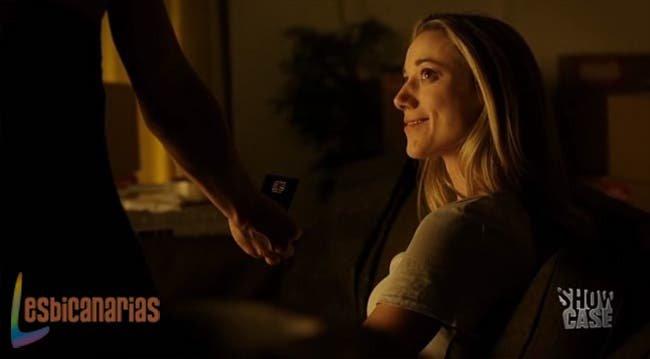 Lauren recibe la llave