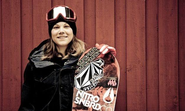 Cheryl Maas muestra su apoyo a la comunidad LGBT en Sochi