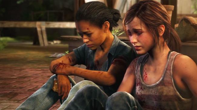 the last of us: left behind videojuego historia lésbica
