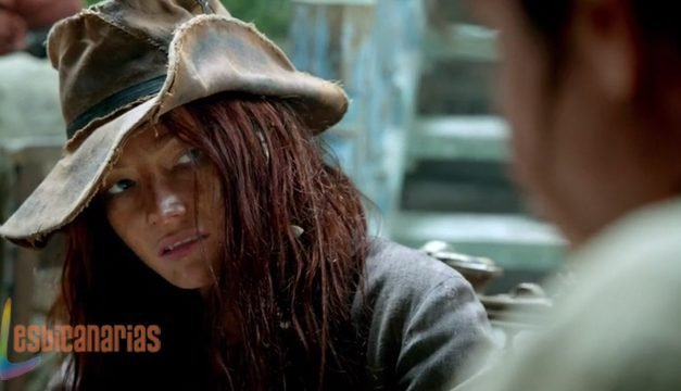 Max y Eleanor resumen de episodio 1×05 Black Sails