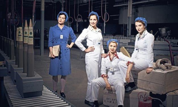 La película de Bomb Girls ya tiene fecha de estreno