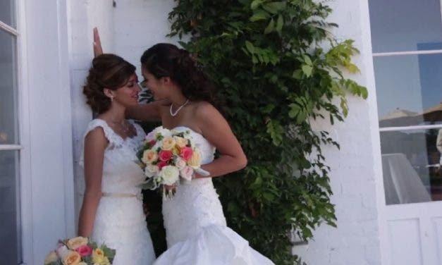 Una boda lésbica que te sacará lágrimas de emoción